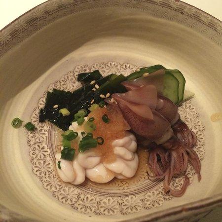 Conrad Tokyo: A delicious meal on the 27th floor
