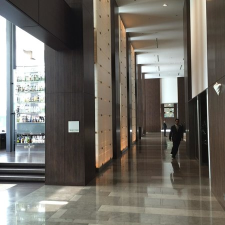 Conrad Tokyo: Looby area