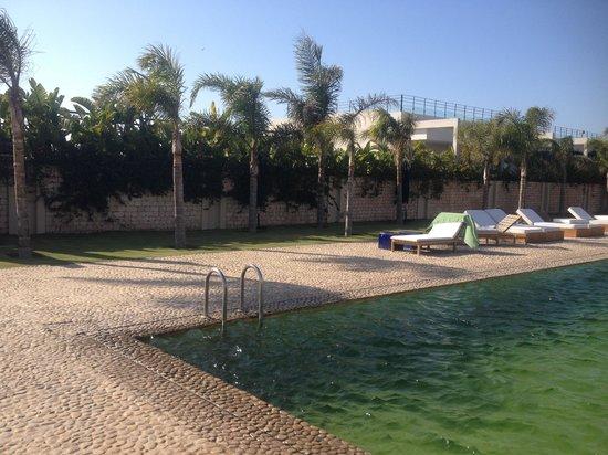 Sofitel Essaouira Mogador Golf & Spa : Piscine bio