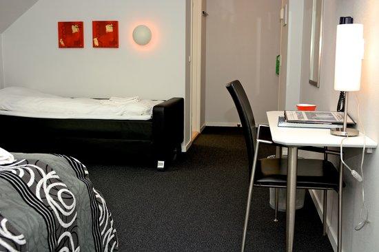 Hotel Frederikshavn - Soemandshjemmet: Luxury Double Rooms