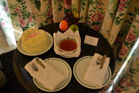 Thavorn Palm Beach Resort: наши подарки