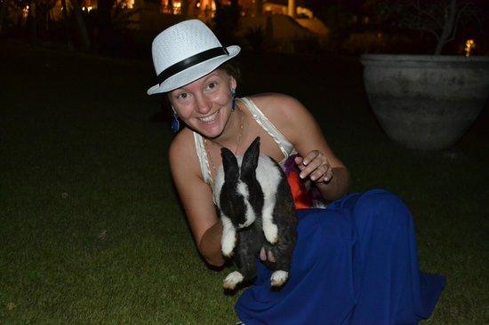 Thavorn Palm Beach Resort: жители отеля)