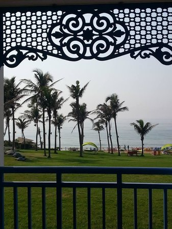 Mayfair Palm Beach Resort: the view from the room