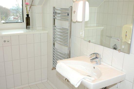 Hotel Frederikshavn - Soemandshjemmet: Bathroom