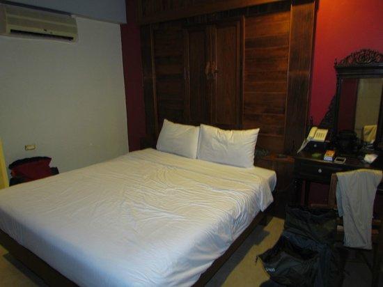 Lamphu Tree House: Chambre standard