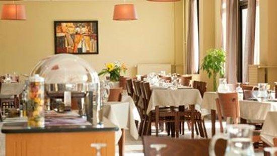 Residence VTF - Le Grand Hotel : salle de restaurant