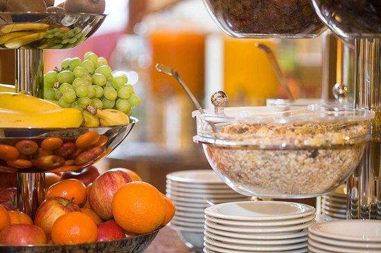 Austria Classic Hotel Wien: Frühstück/Breakfast