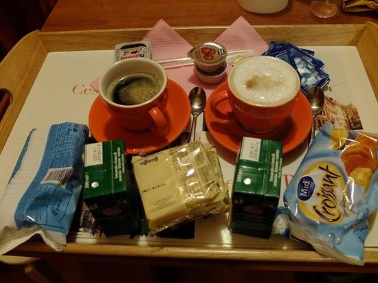 Cesare Balbo Inn : The Breakfast