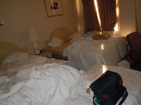The Mayfair Hotel: camera tre posti