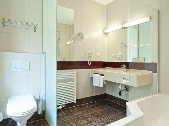 Austria Classic Hotel Wien: Badezimmer Superior Zimmer/Bathroom Superior Room