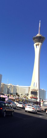 Top of the World Restaurant at the Stratosphere: Stratosphere Hotel & Casino