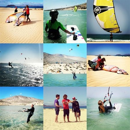 ‪Naturalsense Kitesurfschool and SUP School Fuerteventura‬