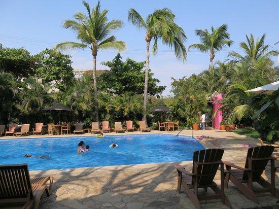 Villa Blanca Huatulco: Piscine de l' hôtel