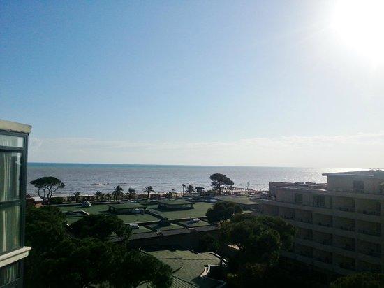 Limak Atlantis Deluxe Hotel & Resort: Die Aussicht - Zimmer 1630