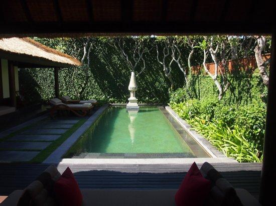 The Legian Bali : ヴィラのプール