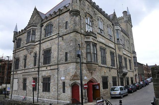 Derry, UK : Apprentice Boys Hall