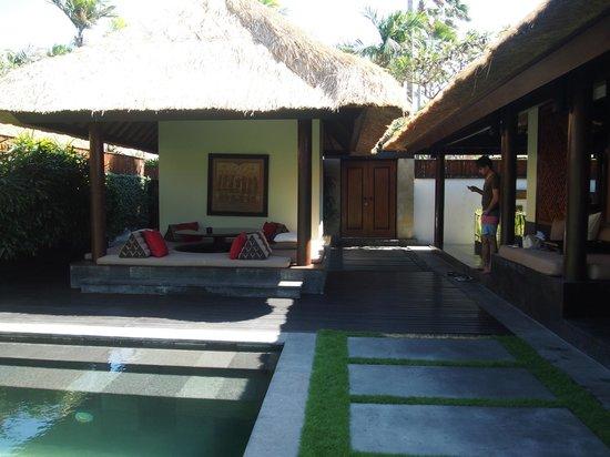 The Legian Bali: 東屋