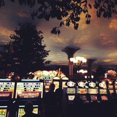Inside the casio - Picture of Paris Las Vegas, Las Vegas
