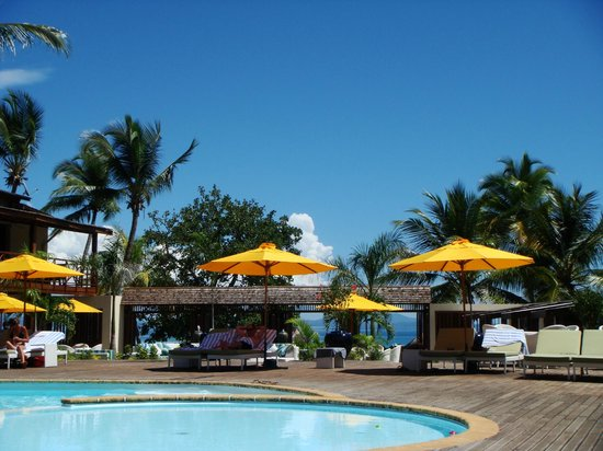 Royal Beach Hotel : un bout de piscine