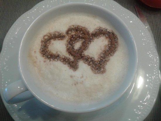 Casa Del Poggio Solivo: colazione con amore