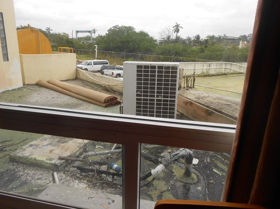 """Princess Hotel & Casino Free Zone: The lovely view from the """"better"""" room."""