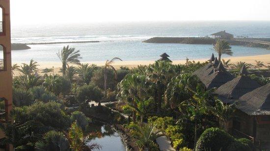 Sheraton Fuerteventura Beach, Golf & Spa Resort: view from balcony