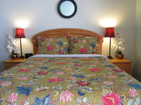 Mt Gardner Inn : Standard room