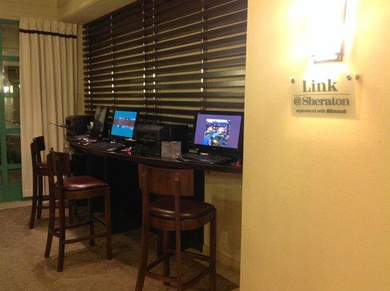 Sheraton San Jose Hotel: LINK