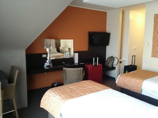 Ariane hotel : Twin