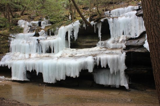 Hocking Hills State Park: So totally cool