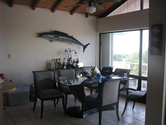 Kawama Yacht Club : Dining area