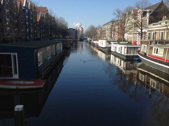 Hop On Hop Off: Navigating the canals.