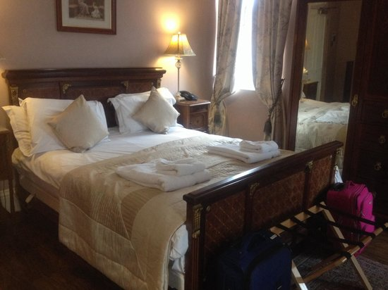 Marmadukes Town House Hotel : Double deluxe