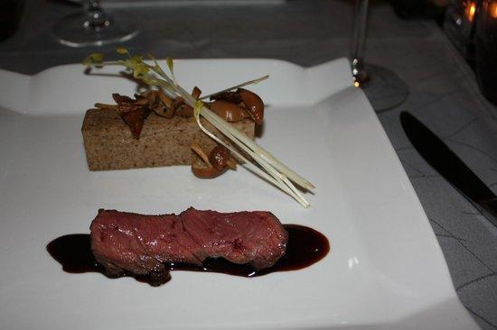 Jeremy Galvan Restaurant : alles top