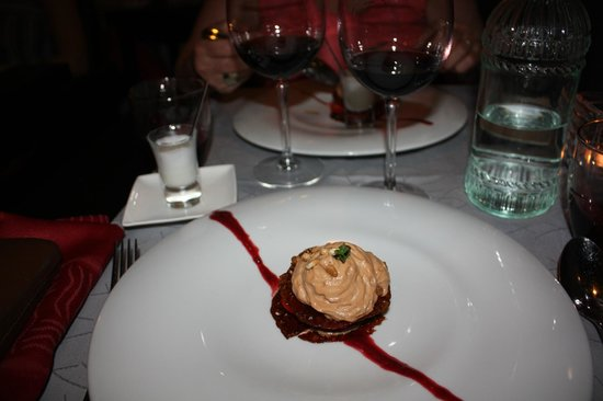Jeremy Galvan Restaurant: heerlijk