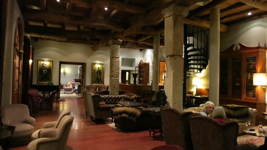 The Vintage House Douro : Lounge and bar