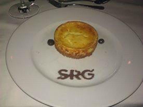 Snake River Grill: Dessert