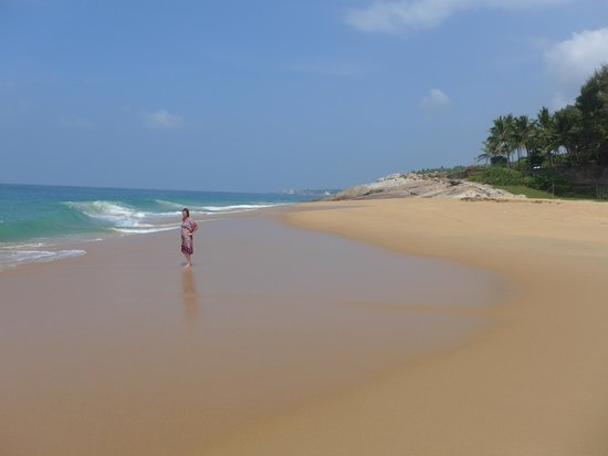 Niraamaya Retreats: Stranden