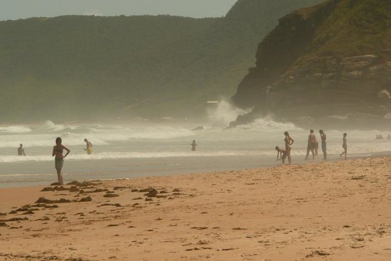 Geriba Beach : belleza