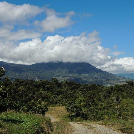 Albergue el Socorro: mountain view