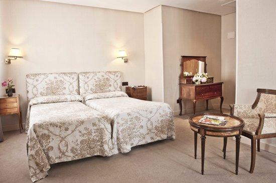 Principe Pio Hotel : Habitacion doble 2 camas - Twin Room
