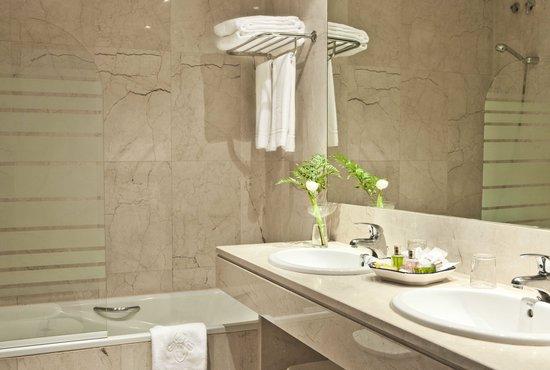 Principe Pio Hotel : Baño - Bathroom