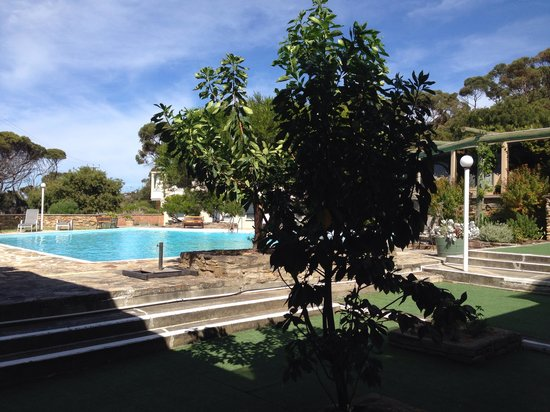 Mercure Kangaroo Island Lodge : Piscina