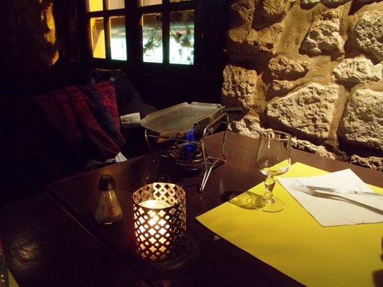 L'Auberge du Moulin: auberge du moulin raclette