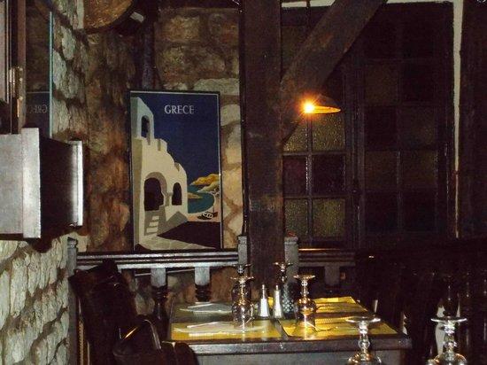 L'Auberge du Moulin: auberge du moulin interno 2