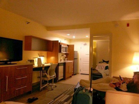 Home2 Suites Biloxi North / D'Iberville : Studio suite