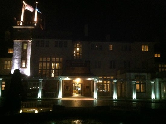 Trump Turnberry, A Luxury Collection Resort, Scotland: Turnberry By Night