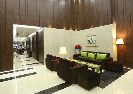 Lobby Picture Of Authentic Hanoi Hotel Hanoi Tripadvisor