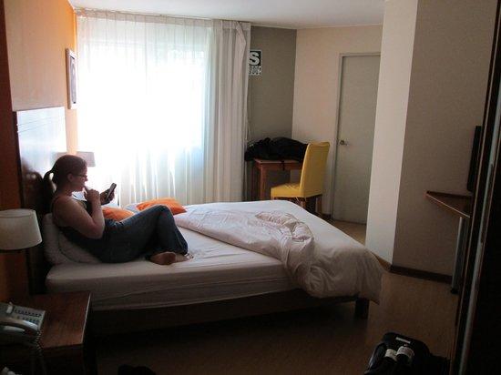 Hotel Runcu Miraflores : Room 204
