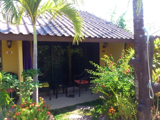 Kamala Tropical Garden Hotel: notre chambre